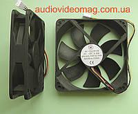 Вентилятор (кулер) 120х120х25 для охлаждения системного блока компьютера