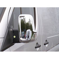 Накладки на зеркала Carmos (ABS) Mercedes Sprinter 906