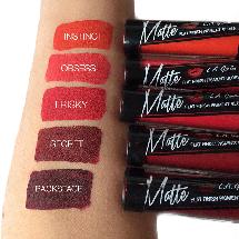 Матовое покрытие для губ LA Girl™ Matte Pigment Gloss, фото 2