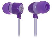 Наушники-вкладыши ergo vm-201 violet