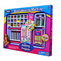 Детский набор для плетения из бисера Na-Na IE420 с ткацким станком (T43-017)