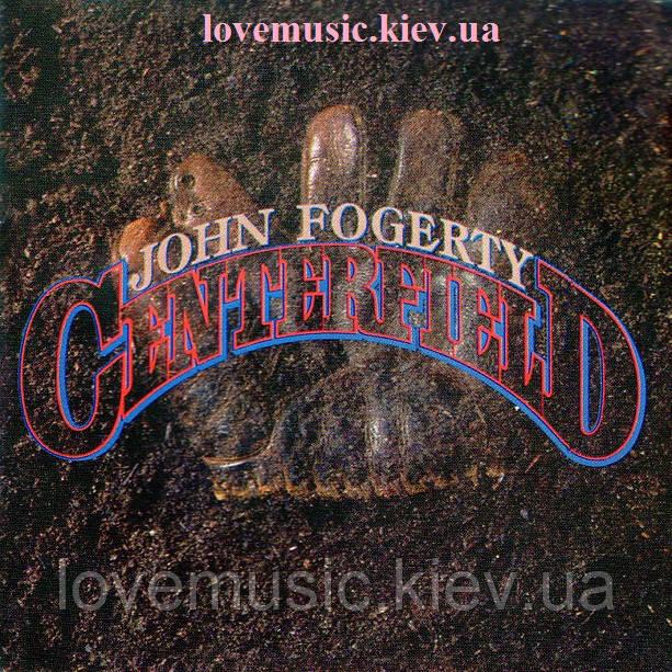 Музичний сд диск JOHN FOGERTY Centerfield (1995) (audio cd)