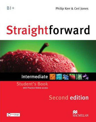 Straightforward Second Edition Intermediate Student's Book with Practice Online access (Учебник), фото 2