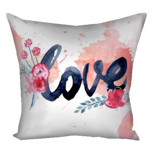 Подушка Любовь 40х40 см