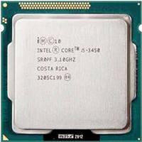 Процессор 4 ядра Intel CORE i5-3450 3.10GHz LGA1155
