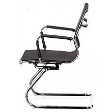 Кресло конференционное Special4You Solano office mesh black (E5869), фото 2