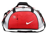 Сумка спортивная Nike Fitness 90 total красная