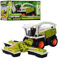 Комбайн Помощник фермера, в коробкеке 42 см, M 0345 (7366)