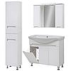 Комплект мебели для ванной комнаты Марко 95-Т-11К с зеркальным шкафом Z-11-95 Юввис