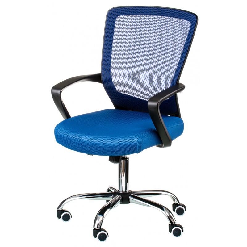 Кресло Special4You Marin blue (E0918)