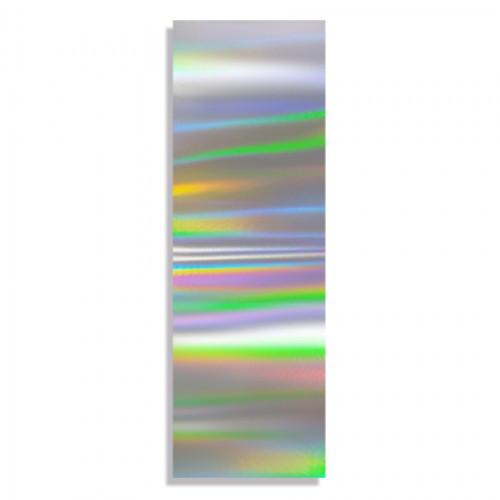 Фольга для дизайнов №04 голограммная / Easy Foil №04 Holographic