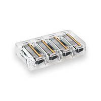 Сменные кассеты для бритья Dorco Pace 4 - 4 шт (3014)