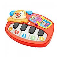 Музыкальная игрушка Пианино Умного Щенка  (русский язык) Fisher-Price (DLK15)