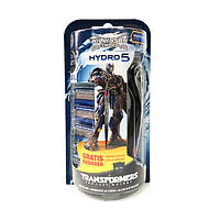 Бритва Wilkinson  Sword Hydro 5 Blau Transformers Edition 1 шт + 5 картридж (1022)
