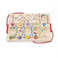 Развивающая игрушка Viga Toys Лабиринт Цифры (50180)