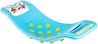 Доска-балансир на присосках Fat Brain Toy Co Teeter Popper Blue (FA095-1)