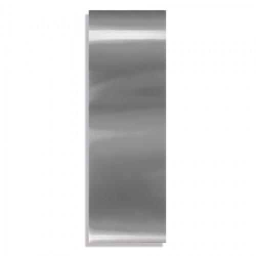 Фольга для дизайнов №01 серебряная / Magic Foil Silver