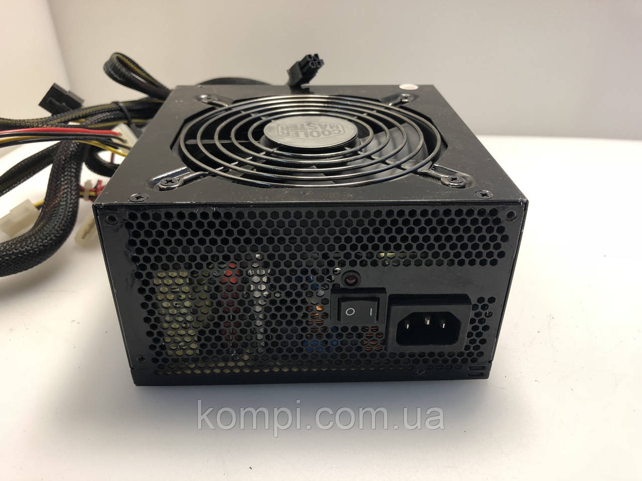 Блок питания 520W Cooler Master Real Power M520 Модульний б/у