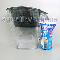 Фильтр-кувшин для воды Барьер Гранд (Grand) Малахит (Зеленый), фото 1