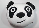 Мягкая игрушка-подушка ручной работы Панда, фото 2