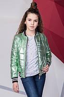 Модный бомбер Весна на девочку подростка Размеры 134- 158 ТОП продаж!
