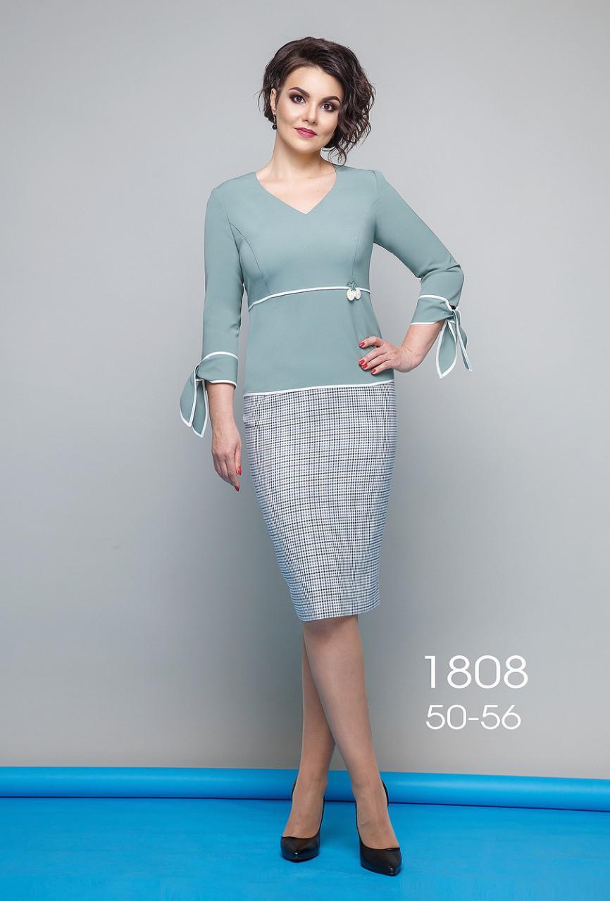 Женский юбочный костюм Беларусь модель ДЖ-1808-18
