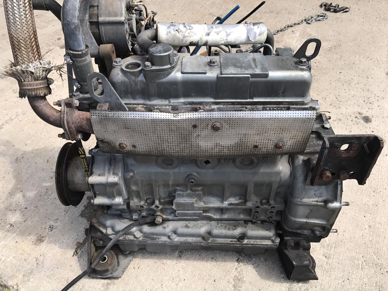 Двигатель Yanmar TK4.86