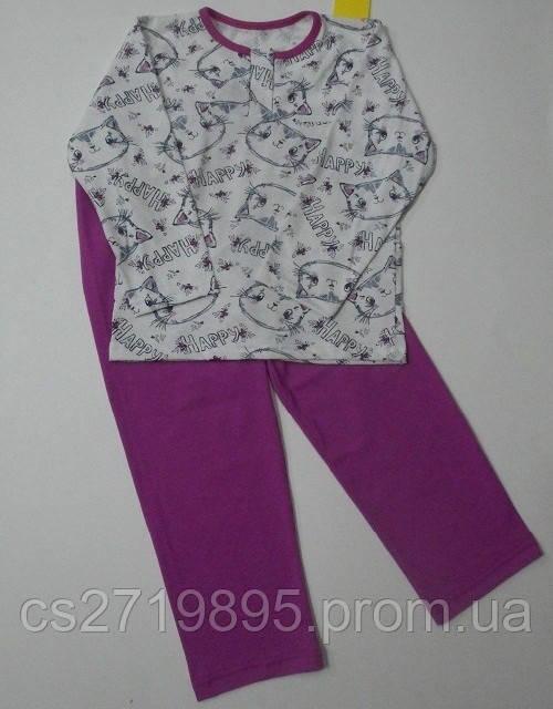 Пижама детская 4-003к кулир 26-28 р САВАННА