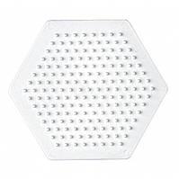 Поле для термомозаики Маленький шестиугольник midi Hama (223)