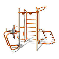 Детский гимнастический комплекс Multifitness Gym InterAtletika