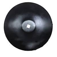 Диск бороны (сфера) БГР (D=710мм, кв.41мм толщина 6мм) (СОЛОХА)