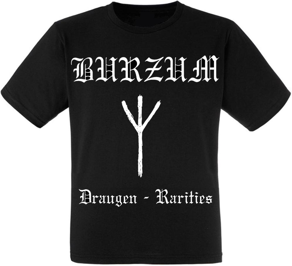 """Футболка Burzum """"Draugen-Rarities"""""""
