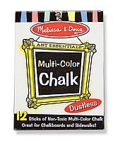 Набор разноцветных мелков Melissa & Doug (14130)