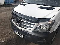 Mercedes Sprinter 2013+ Мухобойка Vip Tuning 2013+