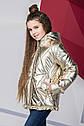 Новинка! Куртка- жилет осенняя для девочки Дарина, Размеры 140- 158, фото 4