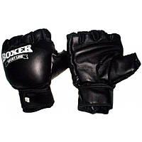 Перчатки для тхэквондо Boxer, кожа: размеры M, L, XL