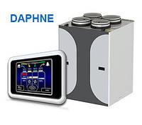 DAPHNE 700 м³/ч Приточно-вытяжная установка 2VV с рекуперацией без нагревателя