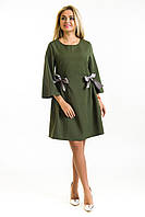 Платье женское Атланта хаки, фото 1