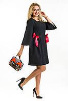 Платье женское Атланта черный, фото 1
