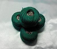 Нитки ирис цвет сосна № 505