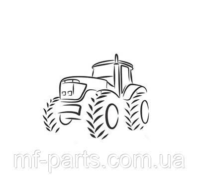1695617M1 шків, ОРИГІНАЛ, трактор Massey Ferguson