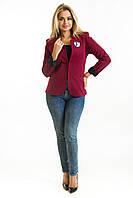 Верхняя одежда FEMINE бордо, фото 1