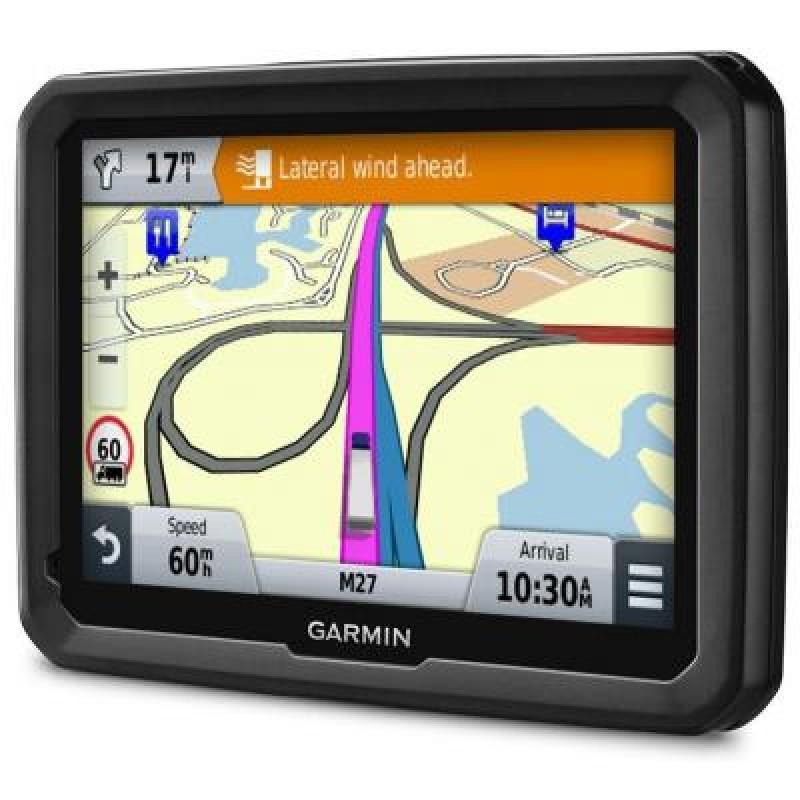 GPS навигатор Garmin Dezl 570LMT