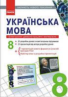 Шабельник Т.М. Наочність нового покоління. Українська мова. 8 клас