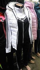 Женская спортивная жилетка