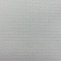 Канва для вышивки крестом 14 (5,4кл/1см) 25*20см Белая Stern Aida 3706/100 Zweigart