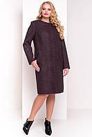 Пальто прямого кроя Фортуна Donna 4464, фото 1