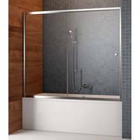 209114-01-01 Radaway Vesta DWJ Шторка для ванної розсувна  140, хром/прозоре