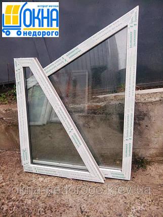 Окна трапеция ПВХ, фото 2