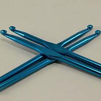Крючок для вязания металлический 7мм